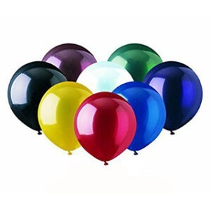 17 inch Crystal Balloons