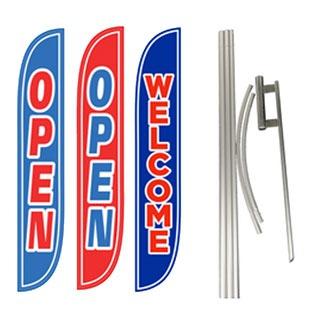 Swooper Flag Kit 4